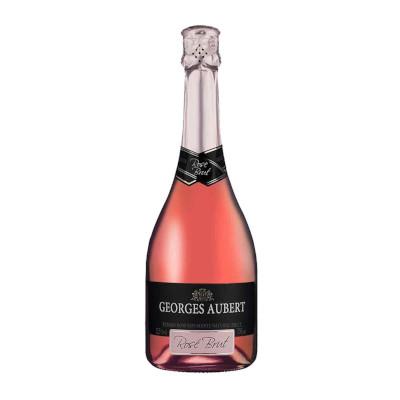Espumante Nacional Brut Rosé 750ml Georges Aubert garrafa UN