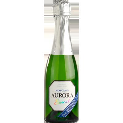 Espumante Nacional Moscatel 187ml Aurora Boreal garrafa UN