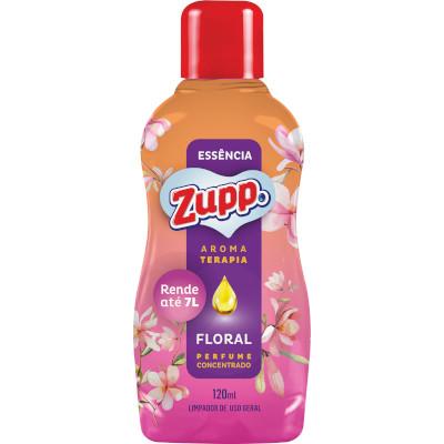 Essência aroma Floral 120ml Zupp frasco FR