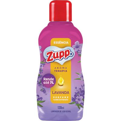 Essência aroma Lavanda 120ml Zupp frasco FR