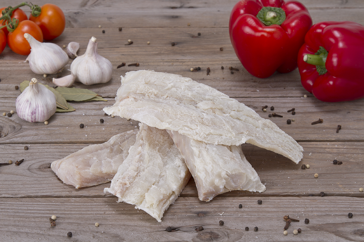 Filé de Bacalhau macrocephalus (filés a partir de 1kg) Asia Foods por kg KG