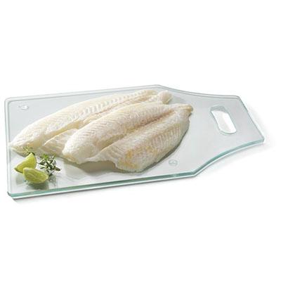 Filé de Linguado congelado individual (filés de 300 a 500g) Asia Foods por Kg KG