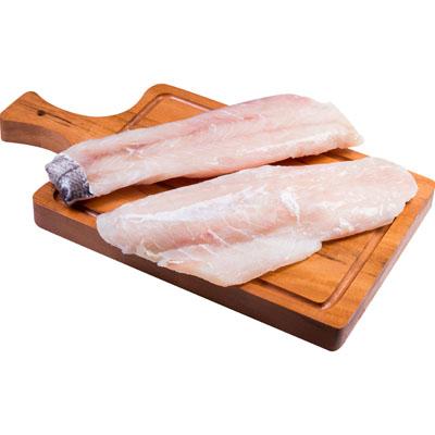 Filé de Robalo congelado (filés de 800 a 1kg) Meu Peixe por kg KG