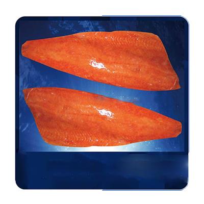 Filé de Salmão congelado (filés de 1 a 1,5kg) Dalian por Kg KG