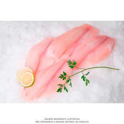Filé de Tilápia (Saint Peter) congelado (filés a partir de 150g) Frigofish por Kg KG