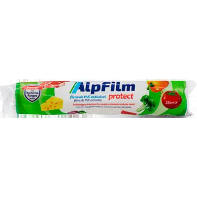 Filme de PVC 280 x 30m Flow unidade Alpfilm  UN