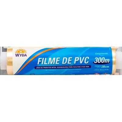 Filme de PVC 28cm x 300m unidade Wyda  UN