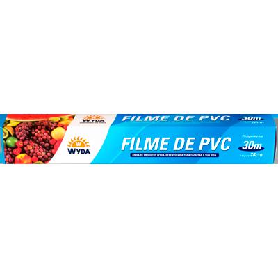 Filme de PVC 28cm x 30m unidade Wyda  UN