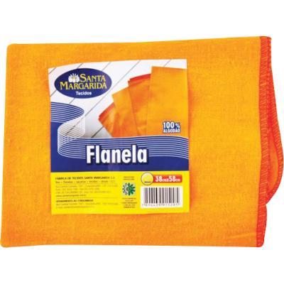 Flanela 38x58 3 unidades Santa Margarida  UN