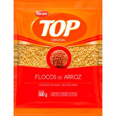 Flocos de arroz 500g Harald pacote PCT