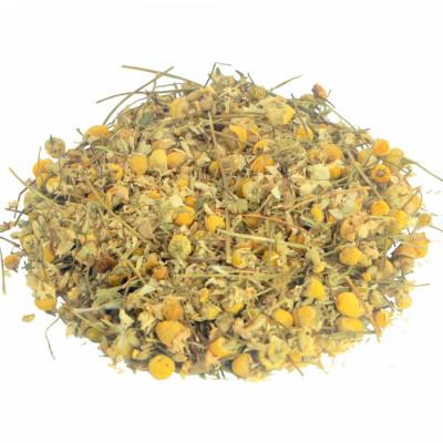 Flor de Camomila desidratada por kg Empório Gênova a granel KG