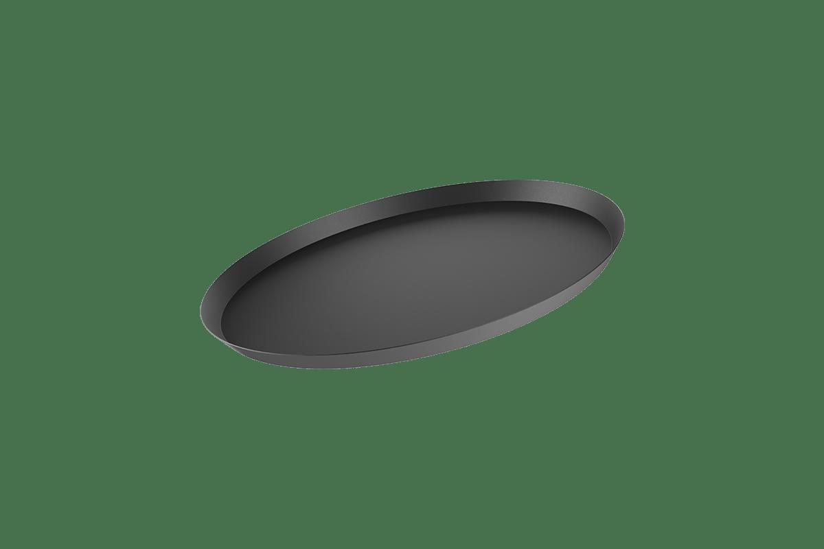 Forma Alta para Pizza Antiaderente Bakeware 32x1.8 cm Brinox  UN