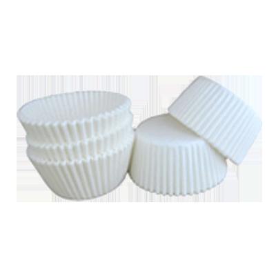 Forminha para cupcake natural n°0 20 unidades Master Clean pacote PCT