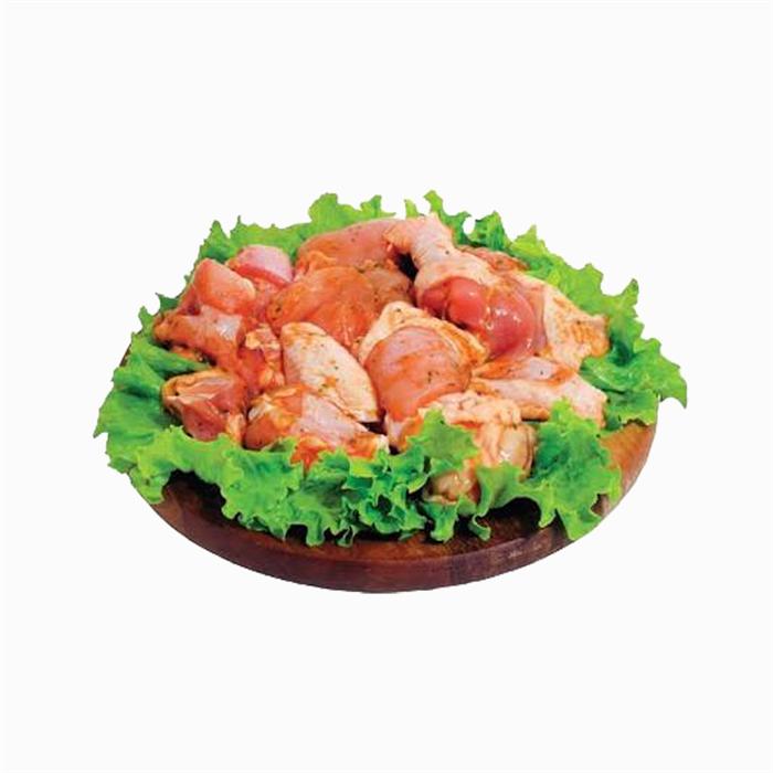 Frango a Passarinho Resfriado 1Kg Chef Meat pacote PCT