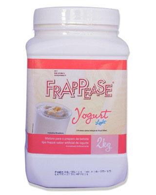 Frappease iogurte light 2kg Da Vinci  UN