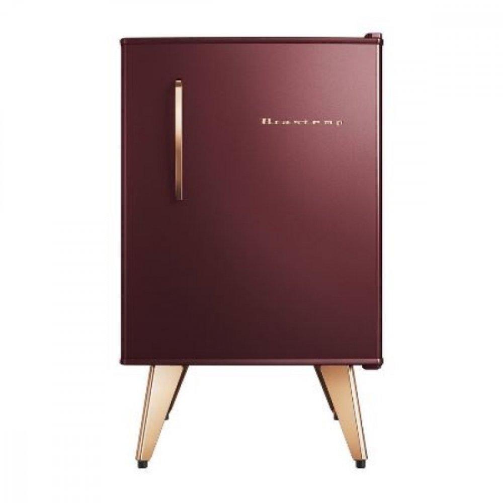 Frigobar Retrô Marsala Wine BRA08BG 76 Litros Vermelho Escuro 110v unidade Brastemp  UN