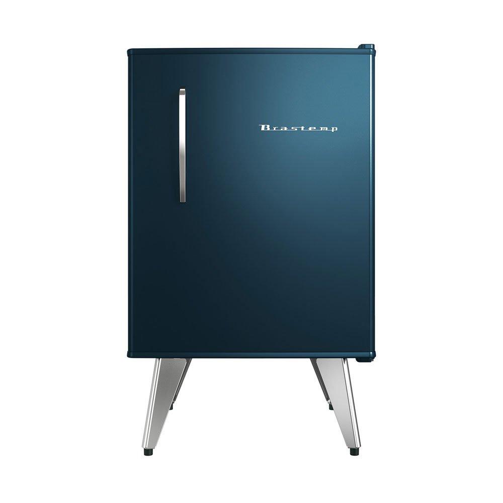 Frigobar Retrô Midnight Blue BRA08BZ 76 Litros Azul 110v unidade Brastemp  UN