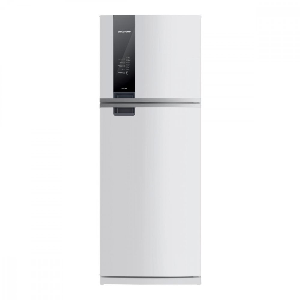 Geladeira Frost Free 2 Portas BRM56AB 462 Litros Branca 220v unidade Brastemp  UN