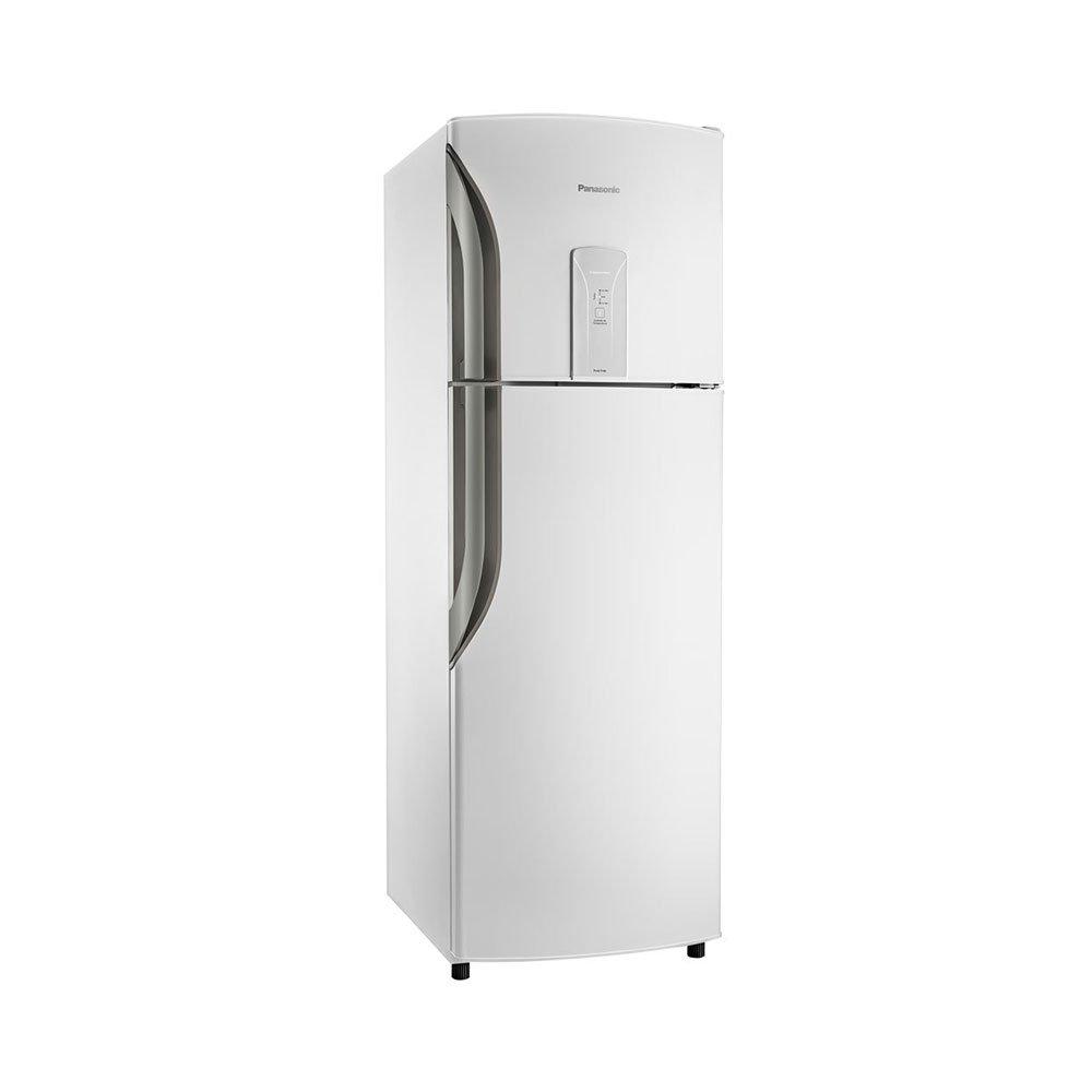 Geladeira Frost Free 2 Portas NR-BT40BD1W 387 Litros Branca 110v unidade Panasonic  UN