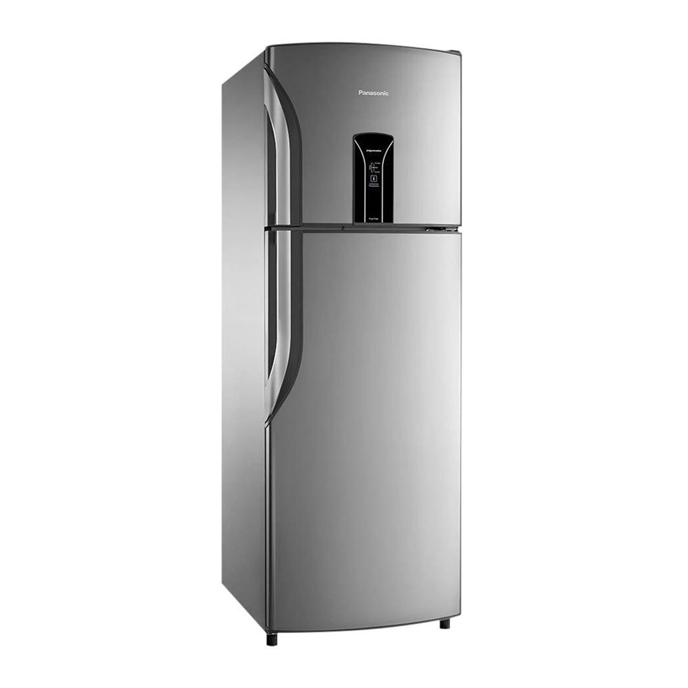 Geladeira Frost Free 2 Portas NR-BT40BD1XA 387 Litros Inox 110v unidade Panasonic  UN