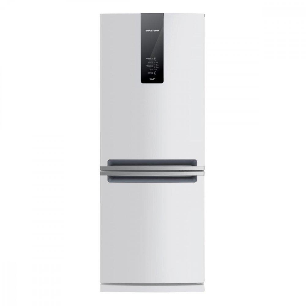 Geladeira Frost Free Inverse 2 Portas BRE57AB 443 Litros Branca 110v unidade Brastemp  UN