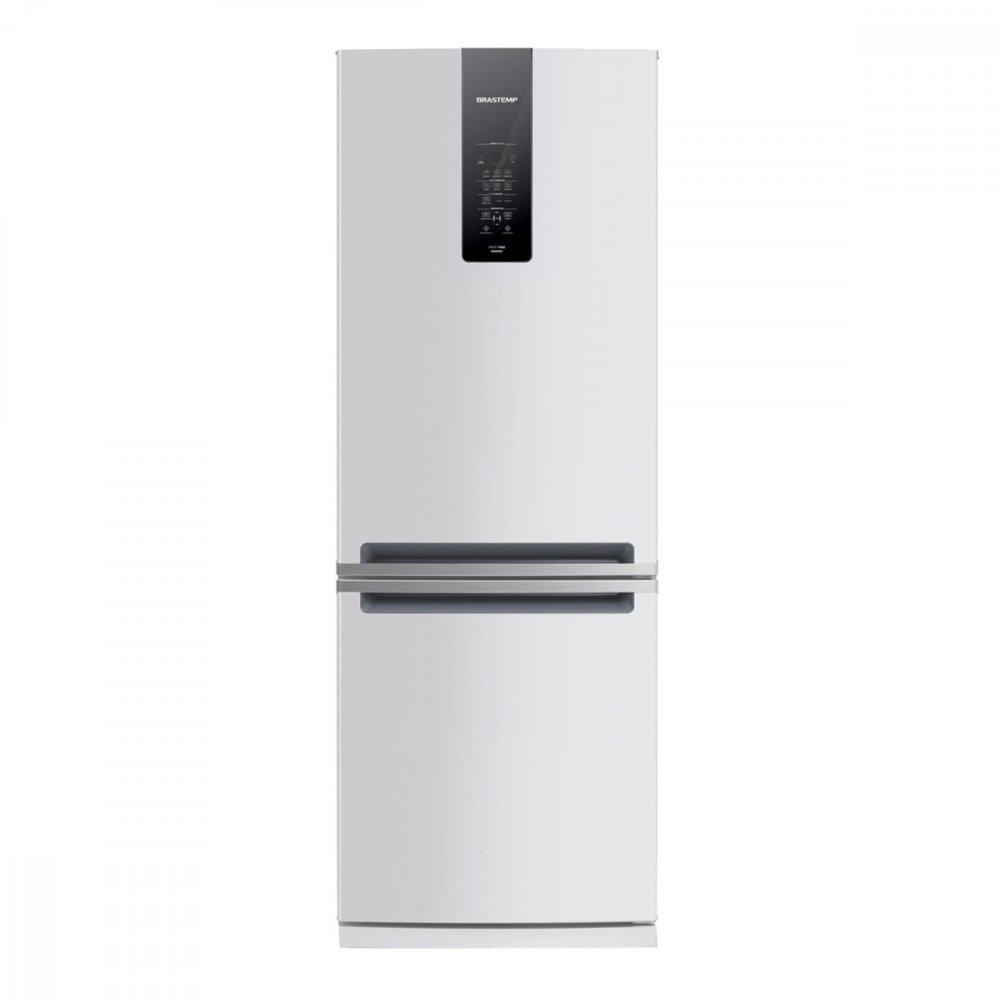 Geladeira Frost Free Inverse 2 Portas BRE59AB 460 Litros Branca 110v unidade Brastemp  UN