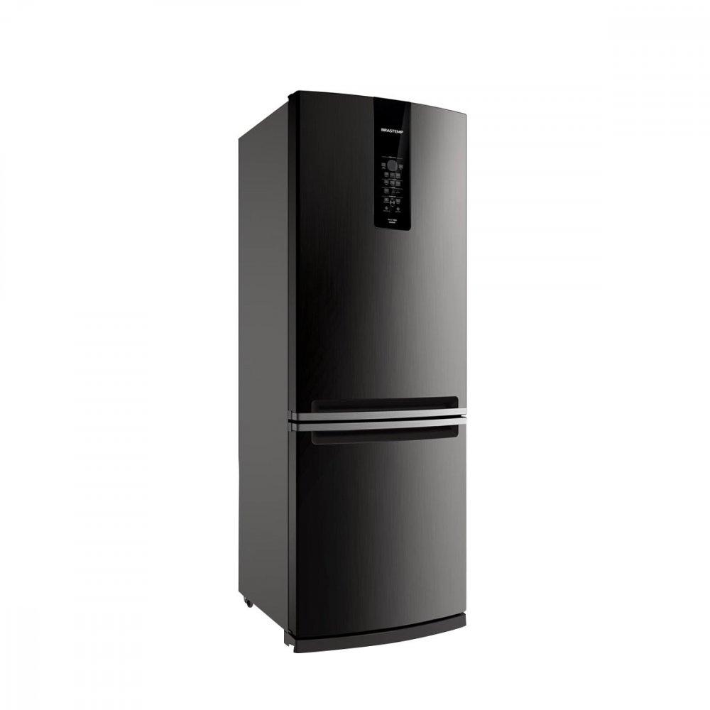 Geladeira Frost Free Inverse 2 Portas BRE59AK 460 Litros Inox 110v unidade Brastemp  UN