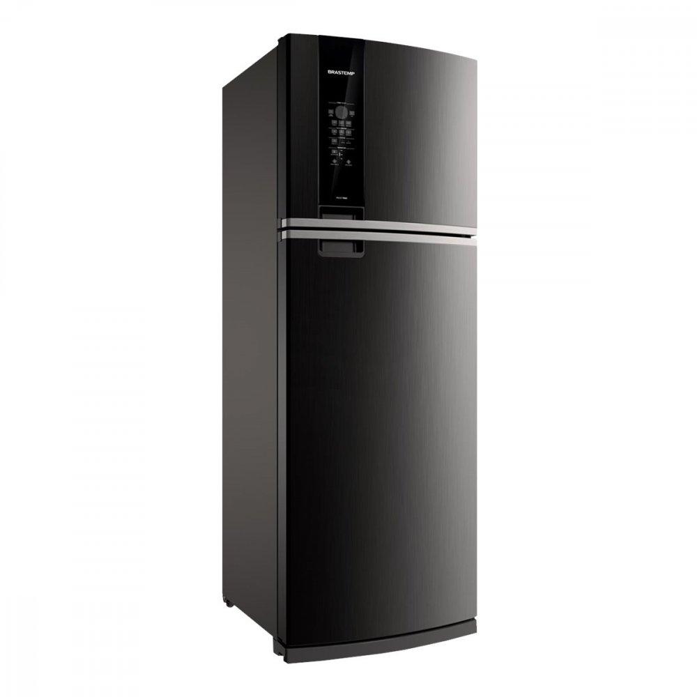 Geladeira Frost Free Inverse 2 Portas BRM59AK 478 Litros Inox 110v unidade Brastemp  UN