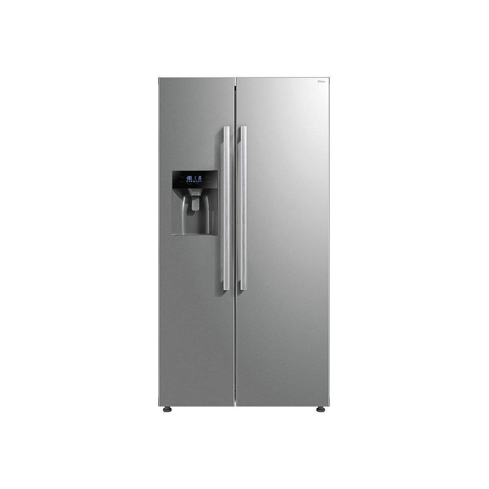 Geladeira Frost Free Side by Side 2 Portas PRF520DI 520 Litros Inox 110v unidade Philco  UN