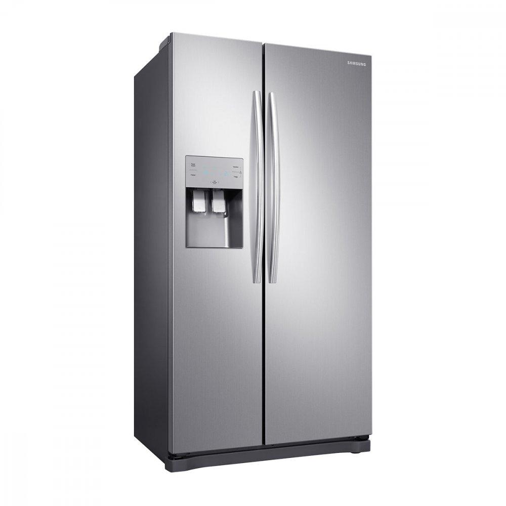 Geladeira Frost Free Side by Side 2 Portas RS50N3413S8/BZ 501 Litros Look Inox 220v unidade Samsung  UN
