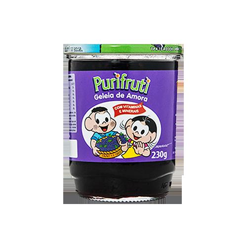 Geleia sabor Amora Turma da Mônica 230g Homemade pote UN