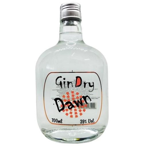 Gin Dry 700ml Dawn garrafa UN
