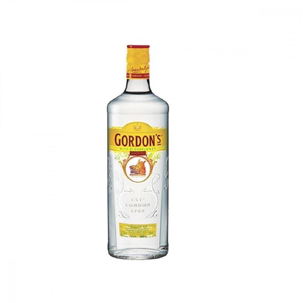 Gin Floral Premium 700ml Gordon's garrafa UN
