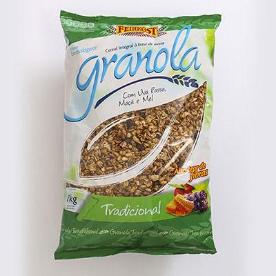 Granola  1kg Feinkost pacote UN