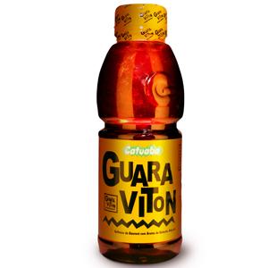 Refresco Líquido sabor Catuaba 500ml GuaraViton pet UN