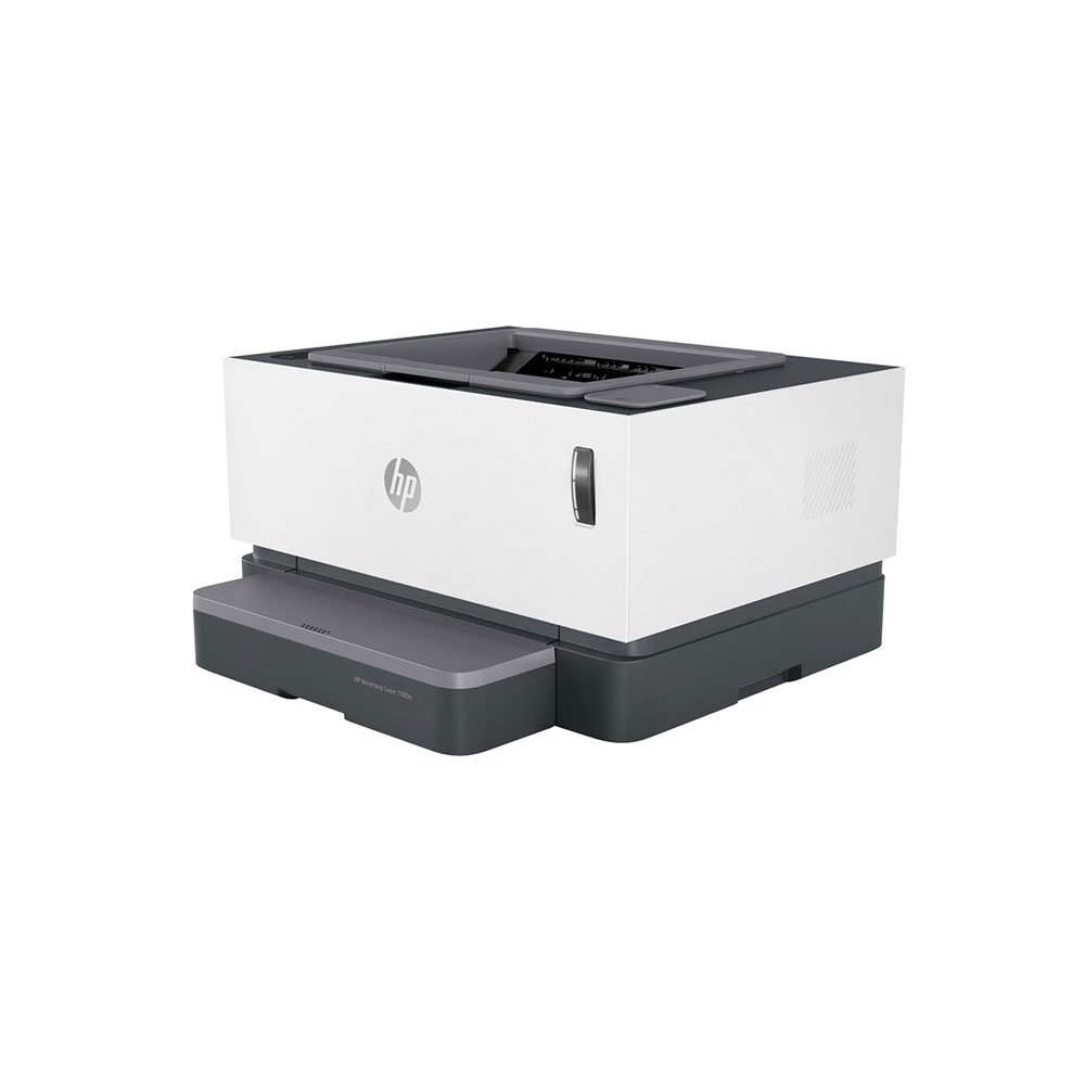 Impressora a Laser Monocromática Neverstop via USB Painel Led Branca 110V unidade HP  UN