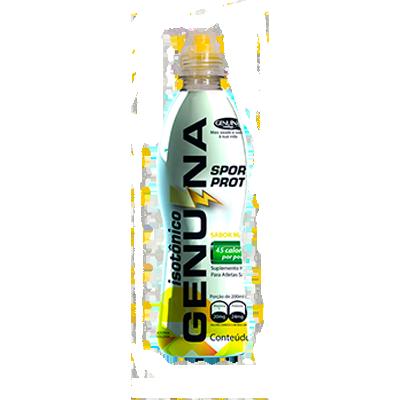 Isotônico sabor maracujá 500ml Sport Protein pet UN