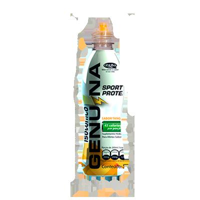 Isotônico sabor tangerina 500ml Sport Protein pet UN