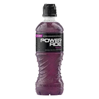 Isotônico sabor Uva  500ml Powerade I9 pet UN