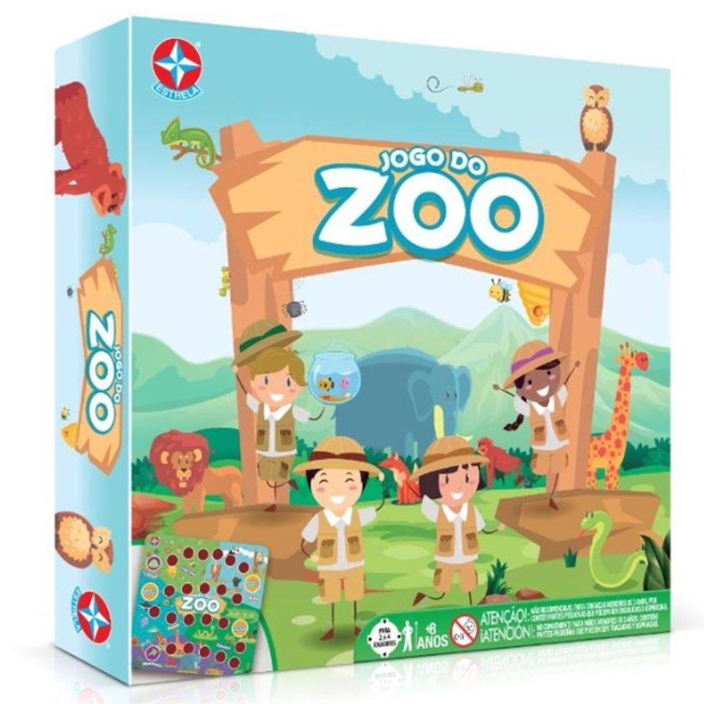 Jogo do Zoo unidade Estrela  UN