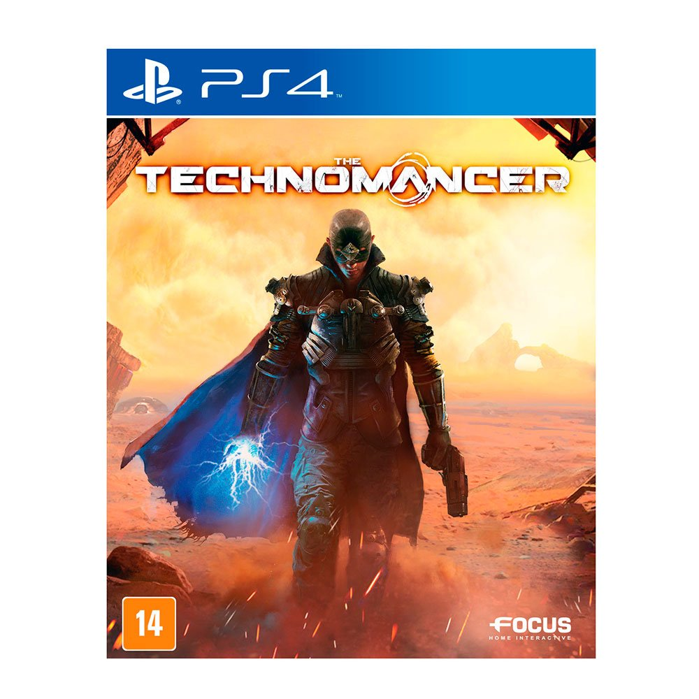 Jogo The Technomancer para PlayStation 4 unidade Focus  UN
