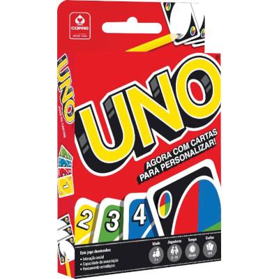 Jogo Uno unidade Copag  UN