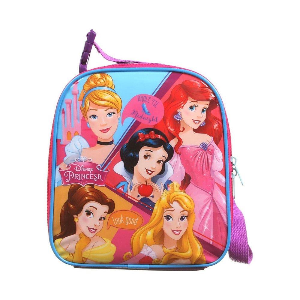 Lancheira Infantil Princesas Disney Roxa unidade Dermiwil  UN