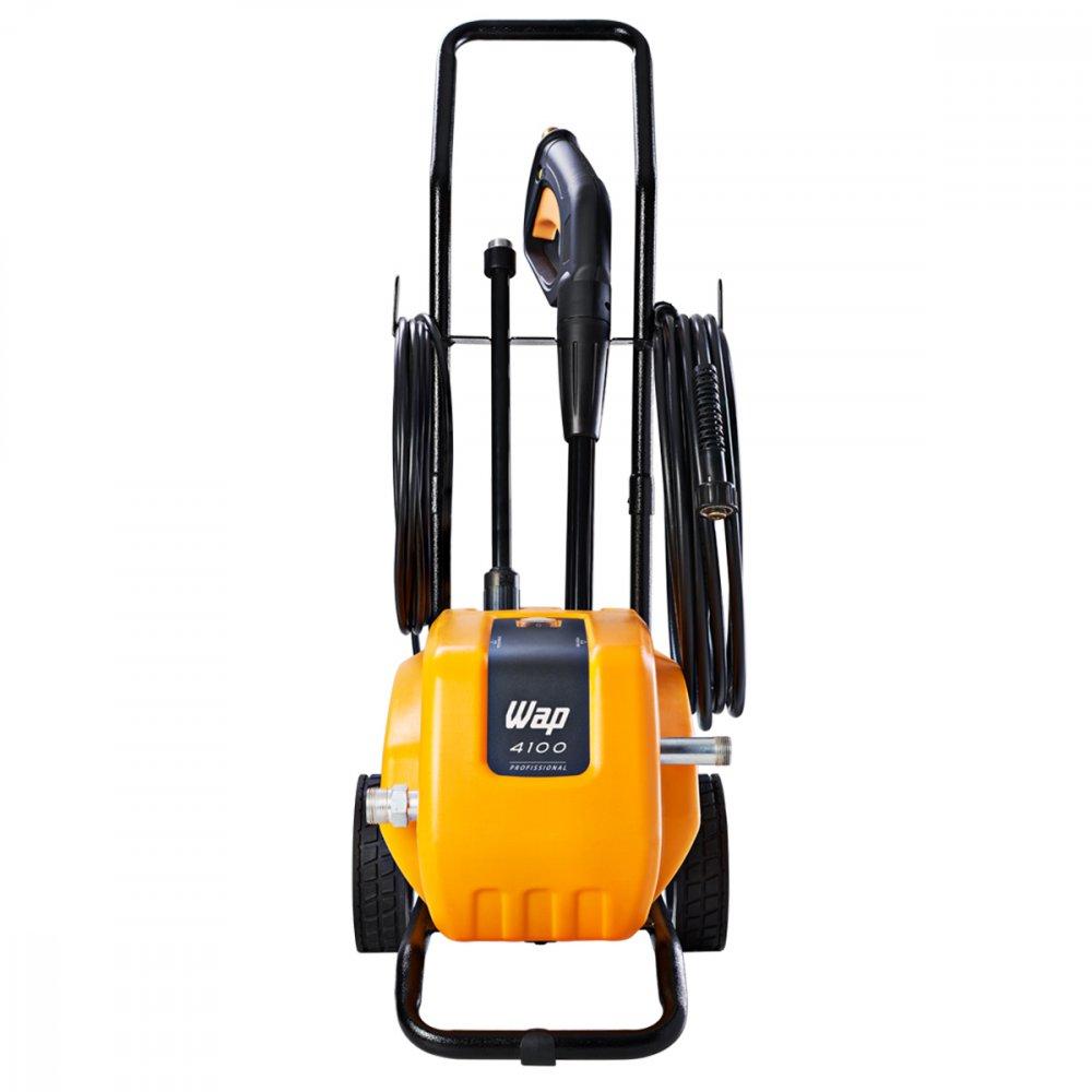 Lavadora de Alta Pressão Uso Profissional 1650 Libras 1500W Mangueira de 7.5m Amarela 110v unidade Wap  UN