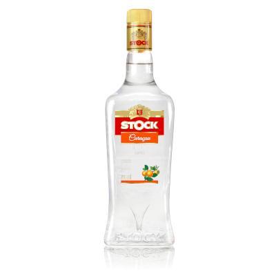Licor sabor Curaçau Incolor 720ml Stock garrafa UN