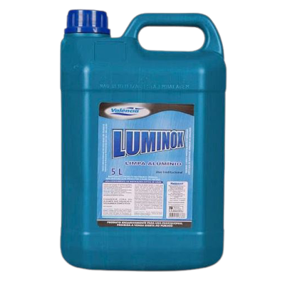Limpa Alumínio  5Litros Valência galão UN