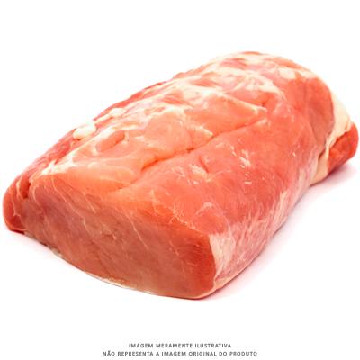 Lombo Suíno congelado por kg Londres Carnes peça KG