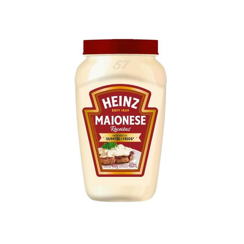 Maionese  405g Heinz pote UN