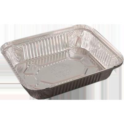 Marmitex de alumínio 1150ml com fechamento manual 100 unidades Wyda caixa CX