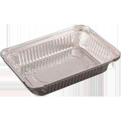 Marmitex de alumínio 750ml com fechamento manual 100 unidades Wyda caixa CX